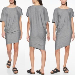 Athleta Heathered Sunlover Hilo UPF Dress